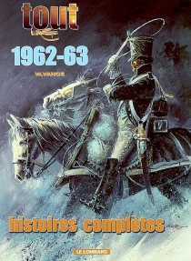 Tout W. Vance |  Volume 1, Histoires complètes 1962-1963 - YvesDuval