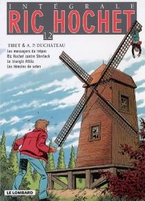 Ric Hochet : intégrale | Volume 12 - André-PaulDuchâteau