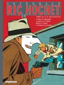 Ric Hochet : intégrale | Volume 14 - André-PaulDuchâteau