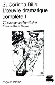 Oeuvre dramatique complète - Stéphanie CorinnaBille