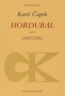 Hordubal - KarelCapek