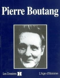 Pierre Boutang -