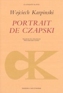 Portrait de Czapski - WojciechKarpinski