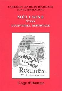 Mélusine, n° 25 -