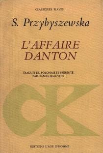 L'Affaire Danton - StanislavaPrzybyszewska