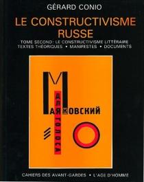 Le Constructivisme russe - GérardConio