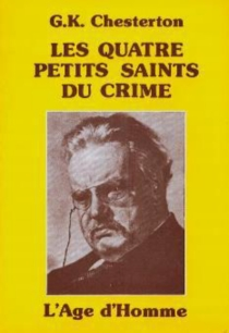 Les Quatre petits Saints du crime - Gilbert Keith Chesterton