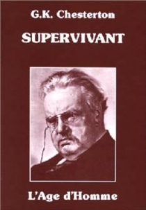 Supervivant - Gilbert Keith Chesterton