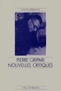 Nouvelles critiques - PierreGripari