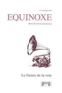 Equinoxe, n° 1 -