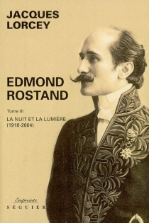 Edmond Rostand - JacquesLorcey