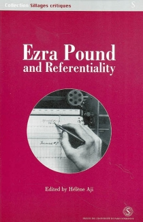 Ezra Pound and referentiality -