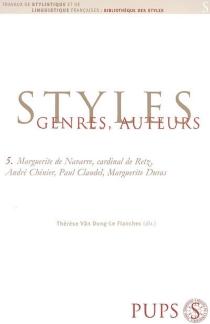 Styles, genres, auteurs -