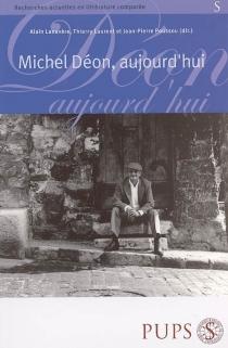 Michel Déon, aujourd'hui -