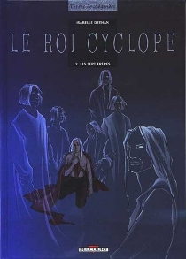 Le roi Cyclope - Isabelle Dethan