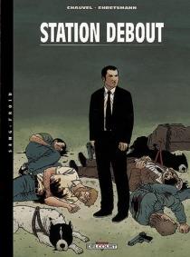 Station debout - DavidChauvel