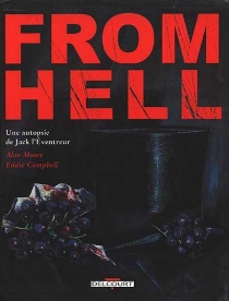 From hell - Eddie Campbell