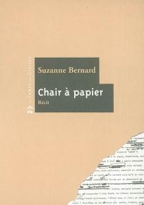 Chair à papier - SuzanneBernard