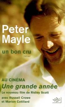 Un bon cru - PeterMayle
