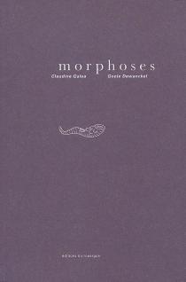 Morphoses - GoeleDewanckel