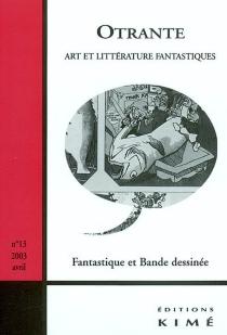 Otrante, n° 13 -