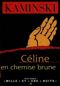 Céline en chemise brune - Hanns-ErichKaminski