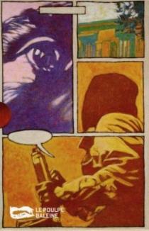 Cent pour sang bande dessinée - OlivierBalez