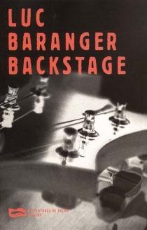 Backstage - LucBaranger
