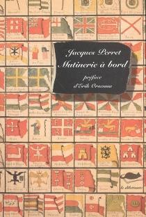 Mutinerie à bord - JacquesPerret