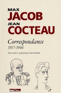 Correspondance : 1917-1944 - JeanCocteau