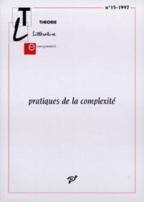 Pratiques de la complexité - YvesAbrioux