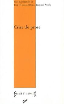 Crise de prose -