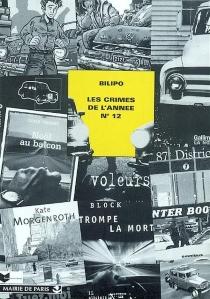 Crimes de l'année (Les), n° 12 - Bibliothèque des littératures policières