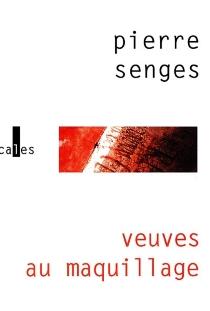 Veuves au maquillage - PierreSenges