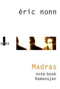 Madras : note book Ramanujan - ÉricNonn