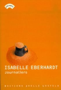 Mes journaliers - IsabelleEberhardt