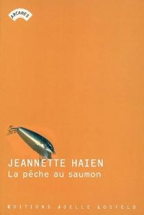 La pêche au saumon - JeannetteHaien