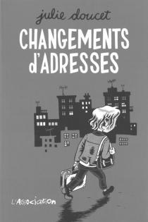 Changements d'adresses - JulieDoucet
