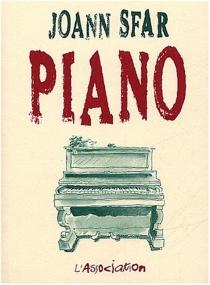 Piano - JoannSfar