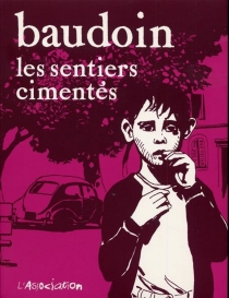 Les sentiers cimentés - EdmondBaudoin