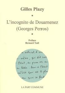 L'incognito de Douarnenez (Georges Perros) - GillesPlazy