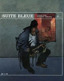 Suite bleue - FrédéricDebomy