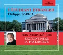 L'étudiant étranger - PhilippeLabro