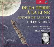 De la Terre à la Lune  Autour de la Lune - JulesVerne