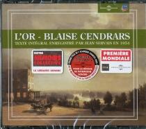 L'or : enregistrement historique de 1954 par Jean Servais - BlaiseCendrars