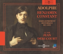 Adolphe - BenjaminConstant