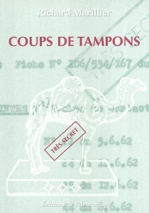 Coups de tampons - Richard Marillier