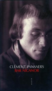 Bar Nicanor - ClémentPansaers