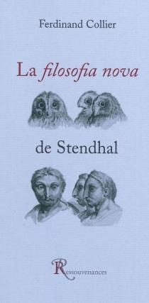 La filosofia nova de Stendhal - FerdinandCollier