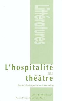 L'hospitalité au théâtre -